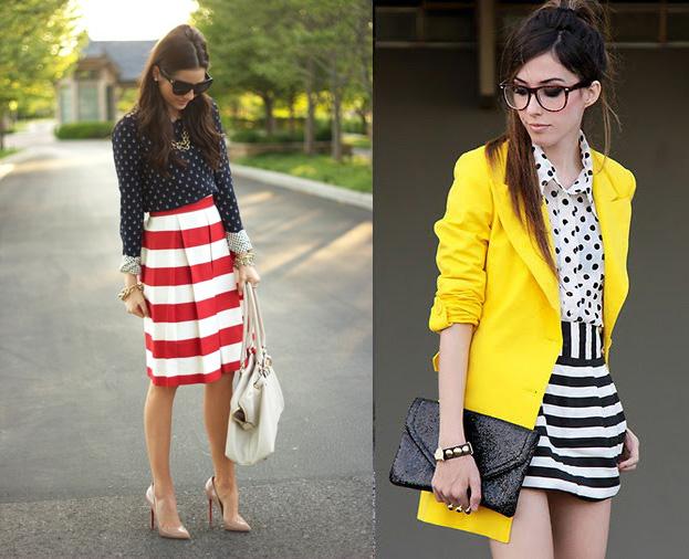 3 Stripes & Dots