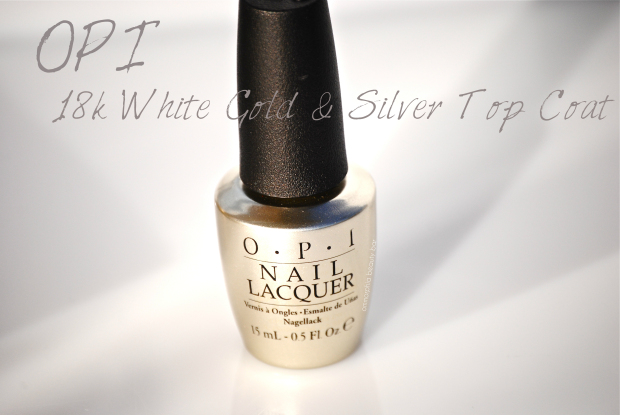 Golden Nails by OPI by Soniux Valdés