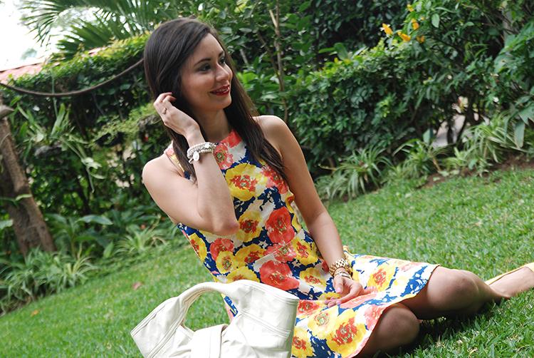 Fashion - Spring Dress by Soniux Valdés