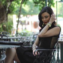 Fashion - Sexy Little Black Dress by Soniux Valdés