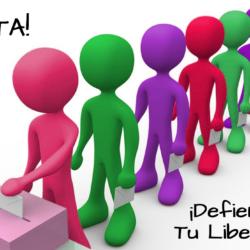 ¿Quieres Seguir Teniendo Libertad? ¡Vota! by Soniux Valdés