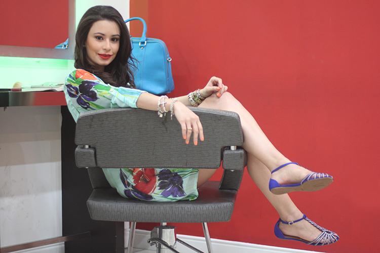 Fashion - At The Beauty Salon by Soniux Valdés