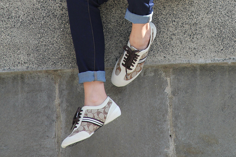 Fashion - Coach Sneakers by Soniux Valdés