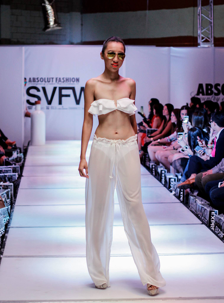 Fashion - SVFW2014 by Soniux Valdés