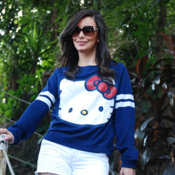 Fashion - Hello Kitty by Soniux Valdés