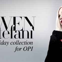 Gwen Stefani for OPI by Sonia Valdés