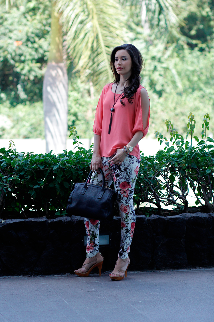 Fashion - Roses In My Pants by Sonia Valdés