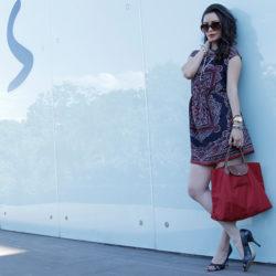 Fashion - Tunic Dress by Sonia Valdés