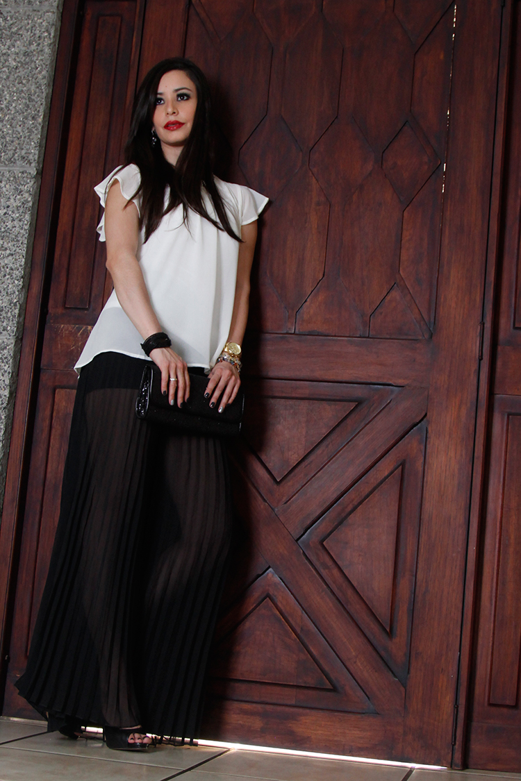 Fashion - Formal Palazzo Pants by Sonia Valdés