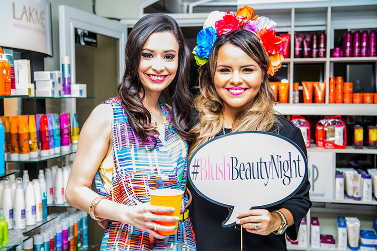 Fashion - Blush Beauty Night Summer 2015 by Sonia Valdés