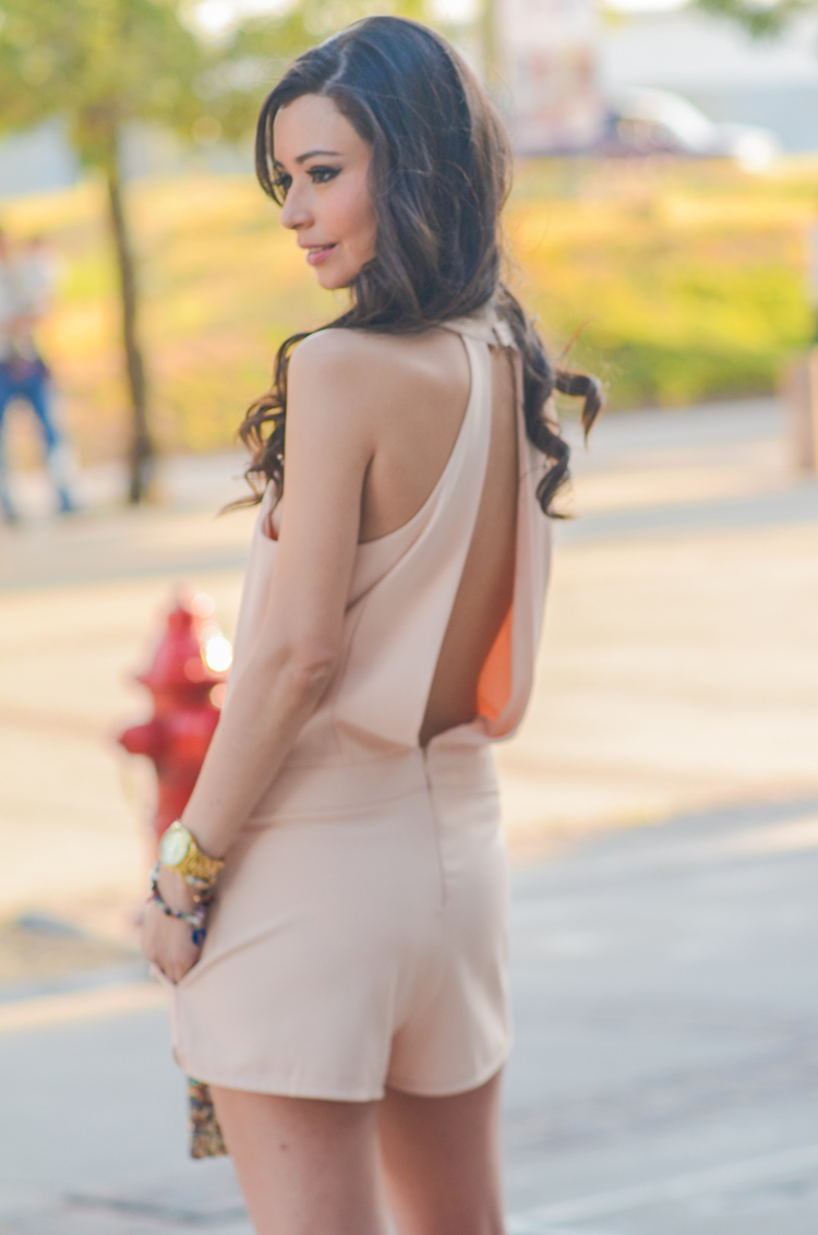 Fashion - Pastel Pink & Gold by Sonia Valdés