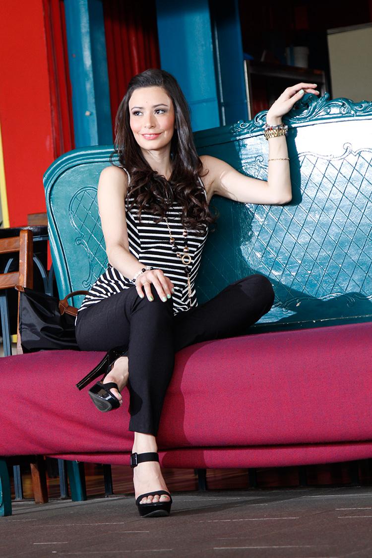 Fashion - Peplum by Sonia Valdés