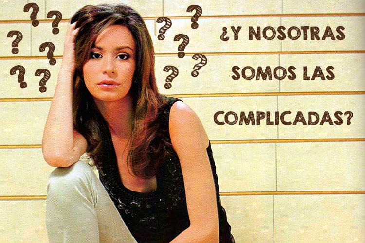 ¿Y Nosotras Somos Las Complicadas? by Sonia Valdés