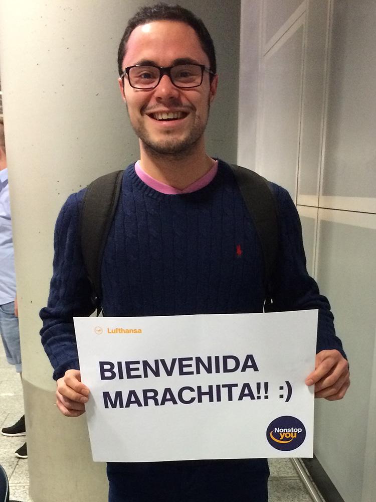 Hasta Pronto, El Salvador! HalloDeutschland! by Sonia Valdés