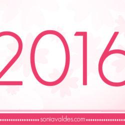 Un Nuevo Año: 2016 by Sonia Valdés