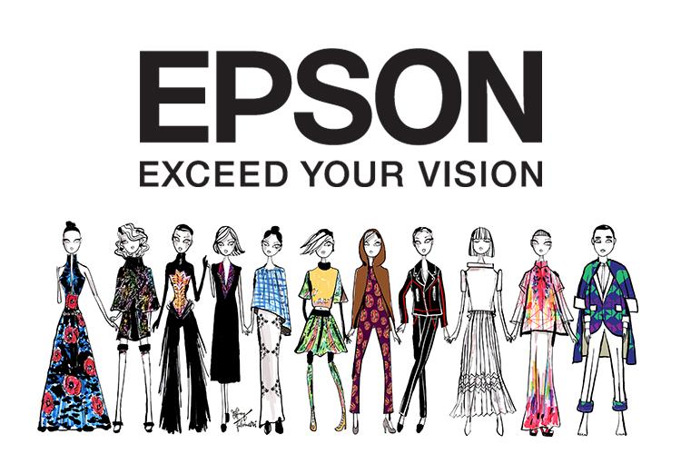 Epson Revoluciona La Industria De La Moda