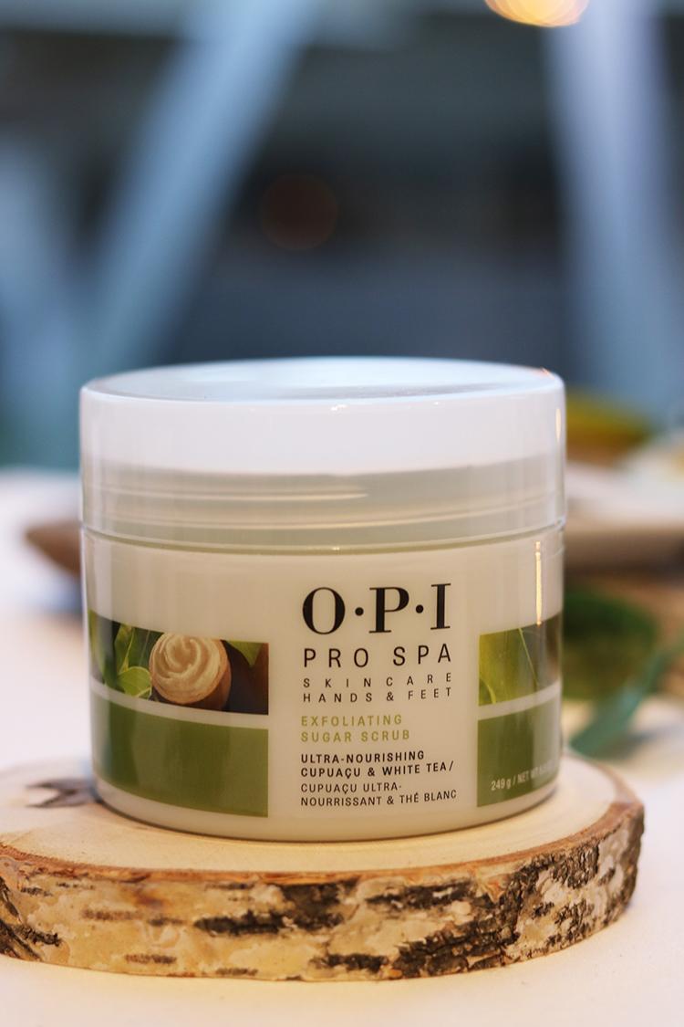 Lanzamiento OPI ProSpa