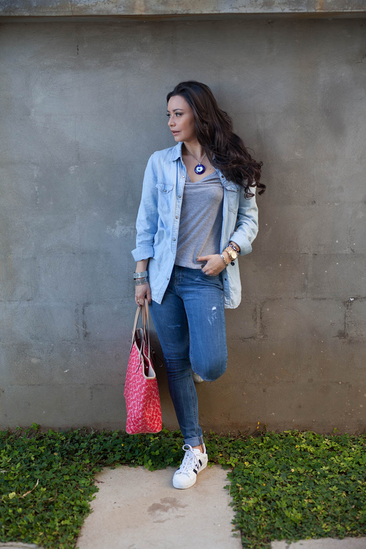 Sporty Effortless Look
