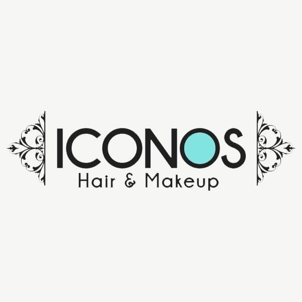logo Iconos Hair & Makeup