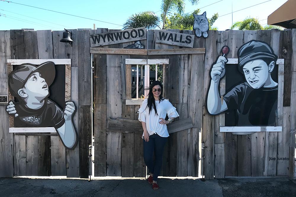 Wynwood Walls by Sonia Valdés