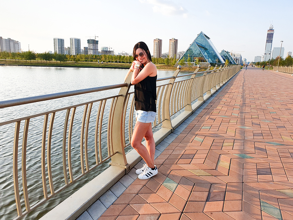 Jardín Botánico - Kazajistán