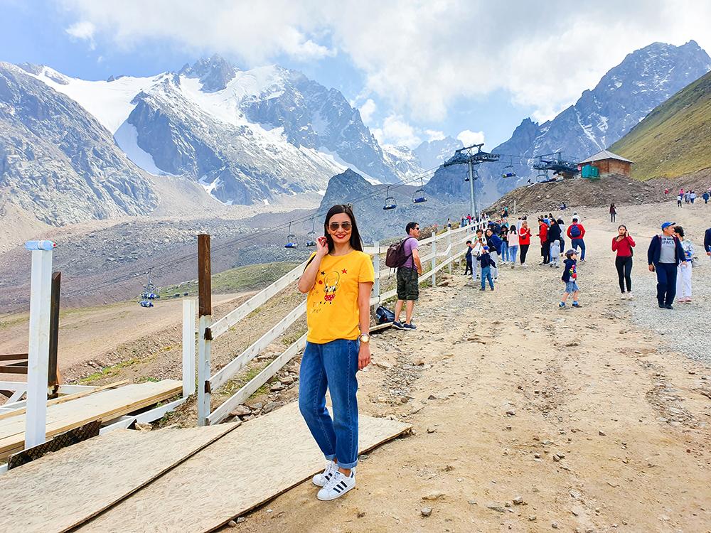Shymbulak Almaty Kazakhstan